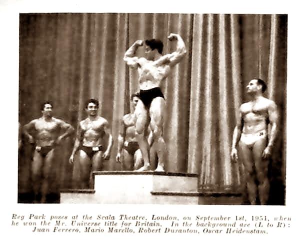 Мистър Вселена 1951 година