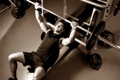 Мускулна маса за начинаещи