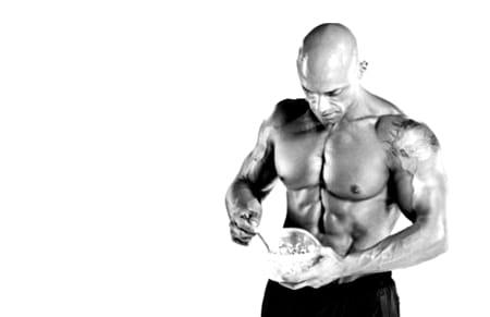 Хранене преди тренировка