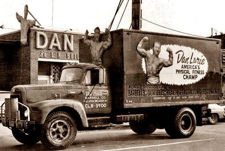 Дан Лури – Бащата на Фитнес индустрията