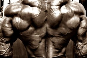 Най-добрата тренировка за гръб