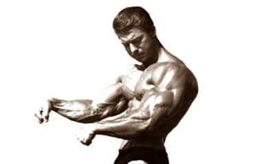 Мускулна маса от Лари Скот