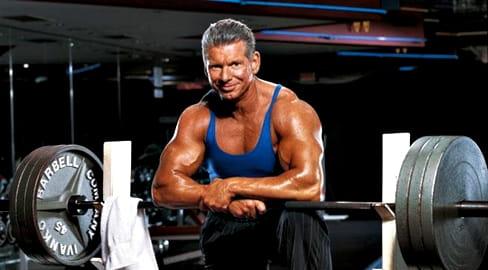 Тренирай с Винс МакМейн