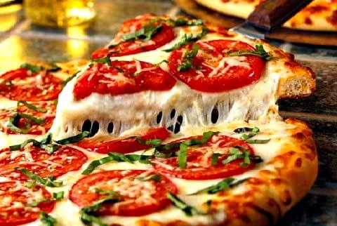 Кога може да ядем пица!