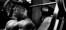 Тренировъчната програма на Дориан Йейтс