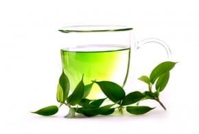 Тонизирай със зелен чай