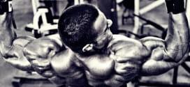 Кога да тренирам задното рамо и други знайни и незнайни мускули!