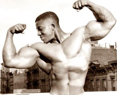 Големи мускули с Лерой Колбърт