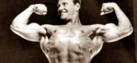 Мускулна маса с Алан Стефан – Мистър Америка 1946
