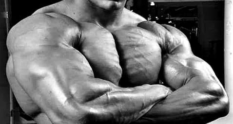 Три дневна програма за покачване на мускулна маса
