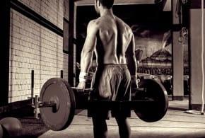 Мускулна маса в два работни дни – Четвърта част