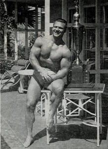 Джон Гримек - Мистър Свят 1948