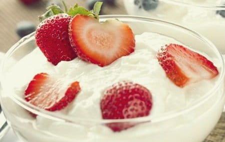 Вкусен протеинов десерт