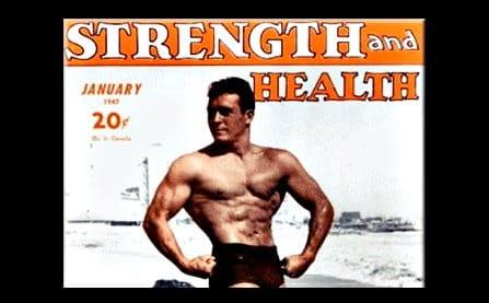 Тренировка за Работещи мъже – сп. Сила & Здраве (1956г)