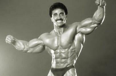 Тренировката на Самир Банут – Мистър Олимпия 1983