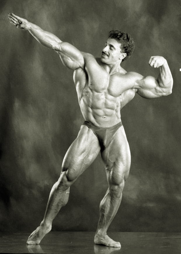 Самир Банут - Мистър Олимпия 1983