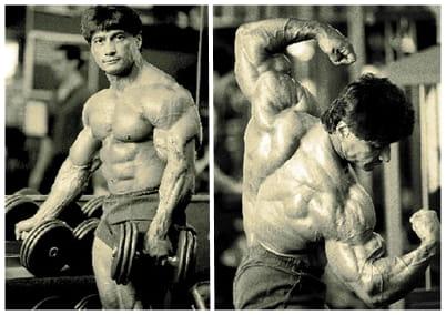 Как тренира Дани Падила