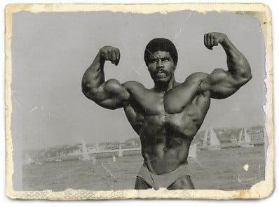 Тренировката на Роби Робинсън – Мистър Америка 1975
