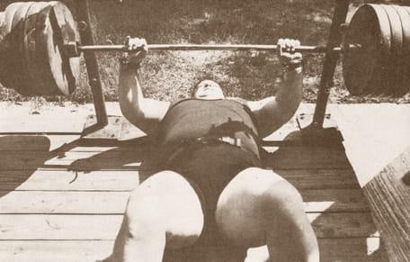 Bдигане от лег – тренировки от Пол Андерсън