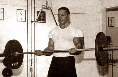 Тренировката на БИЛ ПЪРЛ за Мистър Вселена 1967 година
