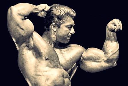 Лари Скот – Първият Мистър Олимпия