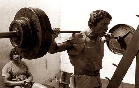 Тренировката за Крака на Арнолд Шварценегер
