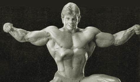 Тренировката на Мат Менденхал