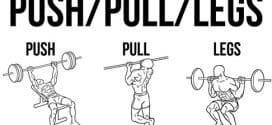 Опитай класиката Push-Pull-Legs