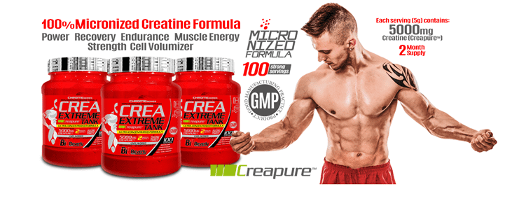 BEVERLY Nutrition CREA Extreme Tank