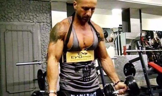 Съкратена Тренировка от Светльо Николов