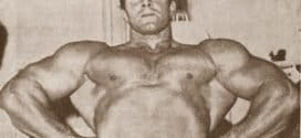 "Как тренирам за по-добра ""лежанка"" – Рег Парк (1954)"