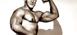Тренировката на Джери Даниелс – Мистър Америка 1965 (AAU)