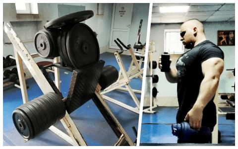 Тренирай с Неделин Георгиев